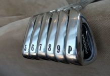 Single Length Irons 5 thru PW
