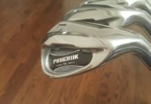 Pinhawk SL Wedges Back